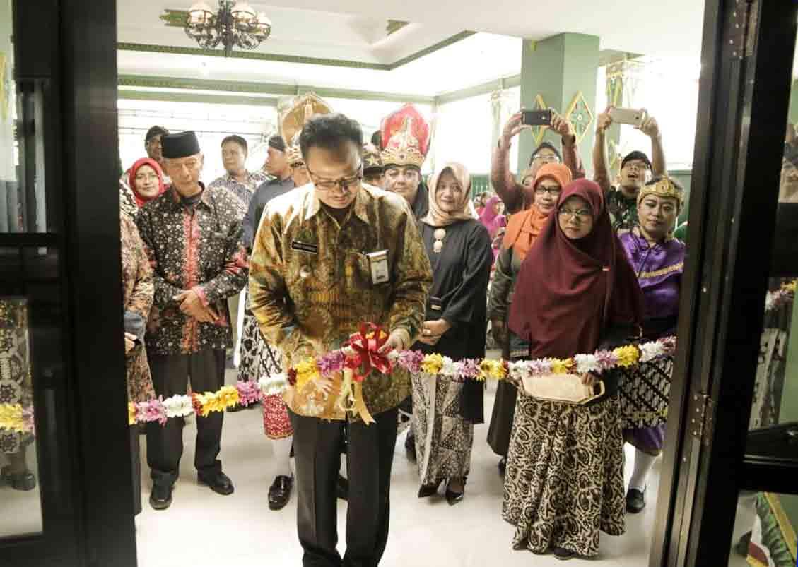 Wakil Walikota Yogyakarta Resmikan Kantor Pelayanan Kecamatan Pakualaman