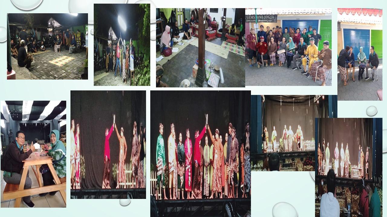 Keikut sertaan RKB Purwokinanti  dalam Parade Kethoprak Antar RKB